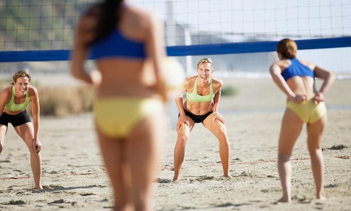 San Diego Beach Volleyball League - Pacific Beach: $30 for $60 Worth of Volleyball — San Diego Beach Volleyball League