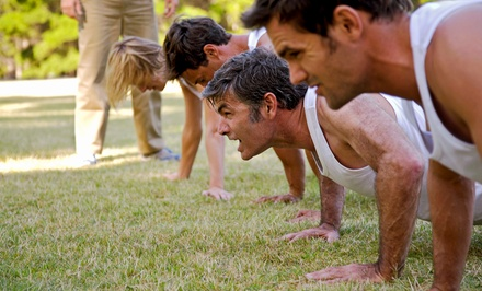 $18 for TwoWeek Boot Camp at Veritas Fitness ($65 Value)
