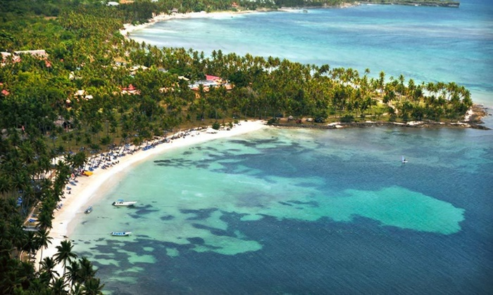 Grand Paradise Samana - Dominican Republic: Four- or Seven-Night All-Inclusive Stay at Grand Paradise Samaná in Dominican Republic