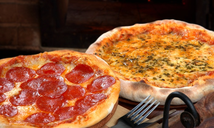 Russo's New York Pizzeria - Richardson: $12 for $20 Worth of Pizza and Italian Cuisine for Two at Russo's New York Pizzeria