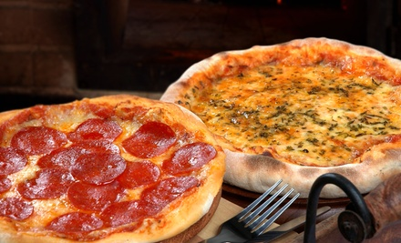 $12 for $20 Worth of Pizza and Italian Cuisine for Two at Russo's New York Pizzeria