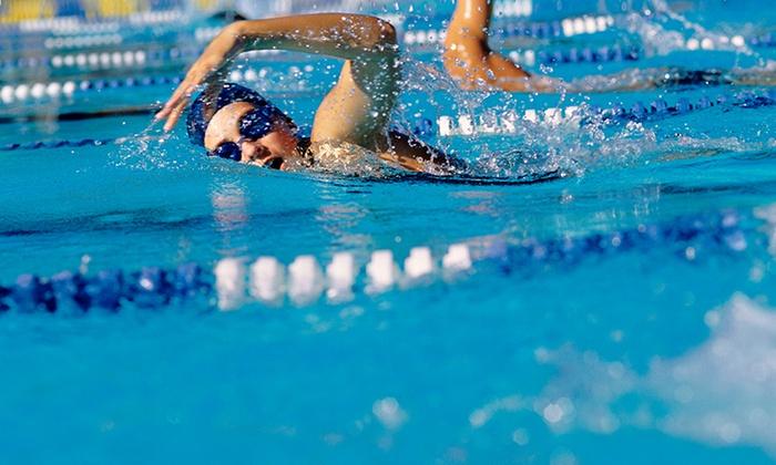 12 Swimming Passes 12 Move Gb Groupon