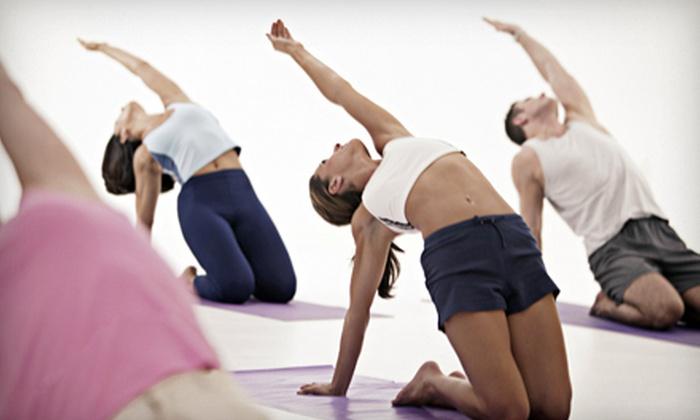 Bikram Yoga Virginia Beach - Virginia Beach: $49 for 10 Classes at Bikram Yoga Virginia Beach (Up to $99 Value)