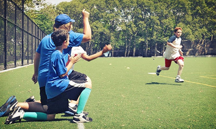 Kids of Summer Sports - Multiple Locations: $147 for an Afterschool Baseball-Skills Course for Kids Aged 5–7 or 8–11 at Kids of Summer Sports ($295 Value)