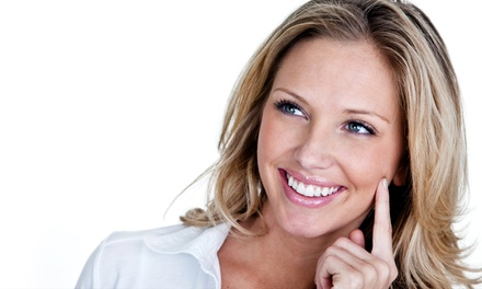 Dental Exam Package with OptionalTeeth Whitening at at Dental Arts Center of Colorado Springs (Up to85% Off)