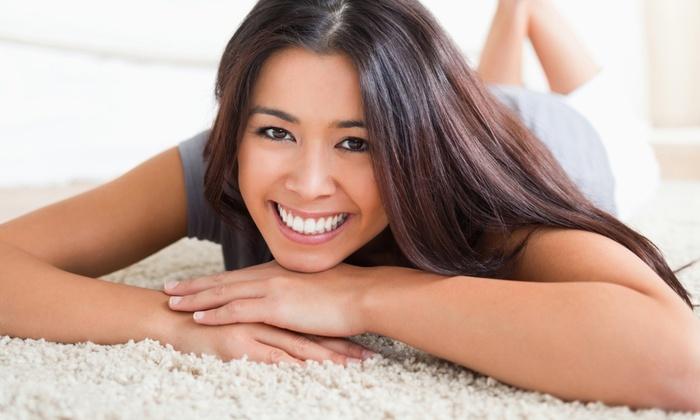 A&J Carpet Cleaning - Gloucester: Carpet Steam Cleaning for Two or Four Rooms at A&J Carpet Cleaning (49% Off)