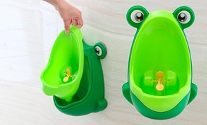 Wall-Mounted Potty Training Urinal