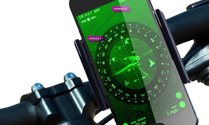 Koomus Bike-Go Universal Smartphone Bike Mount