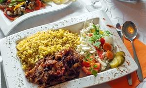 Mediterian kuchnia śródziemnomorska: Zupa z daniem głównym dla 2 osób za 39 zł i więcej opcji w restauracji Mediterian w Toruniu