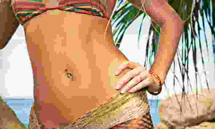 Tan 999 Unlimited - Algonquin: One Month of Unlimited Level 1 or Level 4 Tanning or Three Spray Tans at Tan 999 Unlimited (Up to 59% Off)