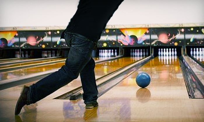 Waveland Bowl - North Center: $18 for One Hour of Bowling with Shoe Rentals for Two at Waveland Bowl (Up to $37 Value)