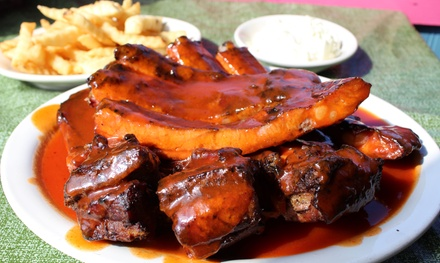Barbecue Dinner at Hot Sauce Williams (Up to 40% Off)