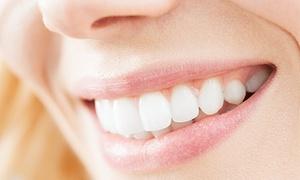 Clínica Doctor Antonio Rey Gil (Dental Studio): Uno o dos implantes dentales de titanio con corona de metal-porcelana, diagnóstico y radiografía desde 499 €