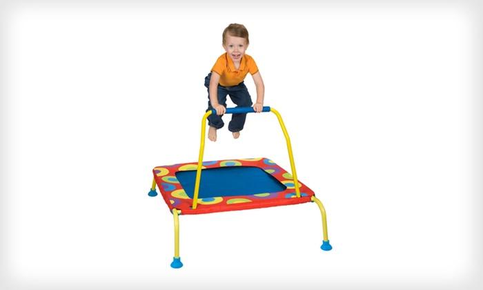 Alex Little Jumpers Trampoline: $55 for an Alex Little Jumpers Trampoline ($131.95 List Price). Free Shipping.