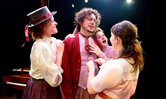"""Three Sisters - The Den Theatre: """"Three Sisters"""" at The Den Theatre, May 10–June 6 (Up to 46% Off)"""