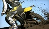 The Ranch Motorsport Park - Anza: Motocross Racing with Optional Overnight Camping for Two or Four at The Ranch (Up to 64% Off)