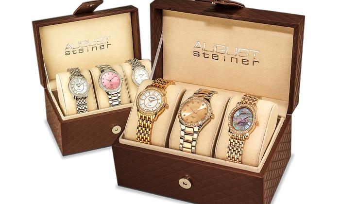 c5dc673f30b7 August Steiner Women s Watches