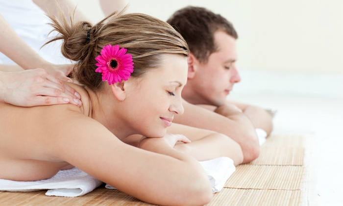 Serenity Day Spa, LLC - Historic Downtown: $115 for  Interactive Training and 60-Minute Couples Massage at Serenity Day Spa ($250 Value)