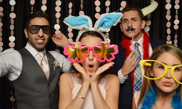 EVOLOV PHOTOGRAPHY - Inland Empire: $287 for $637 Worth of Photobooth Rental at EVOLOV PHOTOGRAPHY