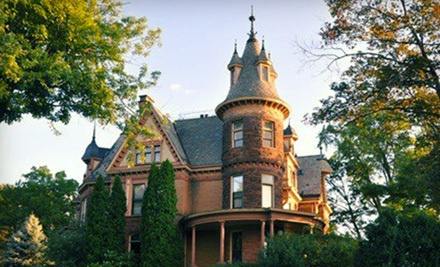 Gourmet Four-Course Dinner for Two (a $96 value) - The Henderson Castle in Kalamazoo