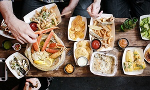 LoLo's Seafood Shack: Seafood Feast for Two or Four at LoLo's Seafood Shack (Up to 38% Off)