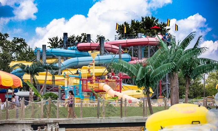 Beech Bend Amusement Park and Splash Lagoon - Beech Bend Amusement Park and Splash Lagoon: $20 for One Admission Ticket to Beech Bend Amusement Park and Splash Lagoon ($31.99 Value)