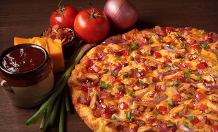 $25 Groupon to Round Table Pizza - Round Table Pizza in Las Vegas
