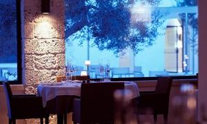 La Lanternaia Histo (Taranto): Menu gourmet e percorso spa di coppia e camera day use da La Lanternaia Histo (sconto fino a 66%)