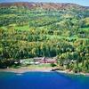 Outdoor Adventure at Elegant Lake Superior Lodge
