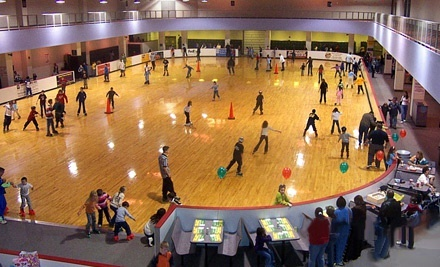 United Skates Of America In Tampa Fl Groupon
