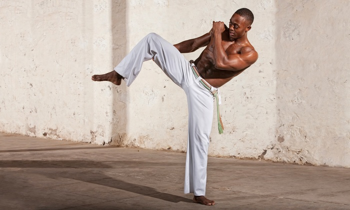 Axé Capoeira Chicago - West Town: 5 or 10 Capoeira Classes at Axé Capoeira Academy (Up to 80% Off)