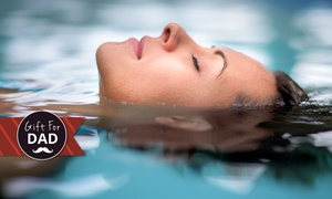 Robina Chiropractic Wellness Centre: Floatation Therapy for One Person - One ($49), Two ($89) or Three Sessions ($129) at Robina Chiropractic Wellness Centre