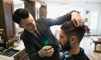 Mens Haircut ($15) or $19 to Add Beard Trim at Moe And Co - Parramatta (Up to $40 Value)