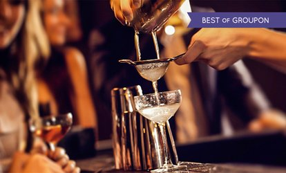 Bottle of Prosecco (£10) or Four Cocktails (£12) at Bar 50