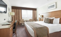 Aberdeen: 1 or 2 Nights for Two with Breakfast; with Option for Dinner at The Aberdeen Altens Hotel