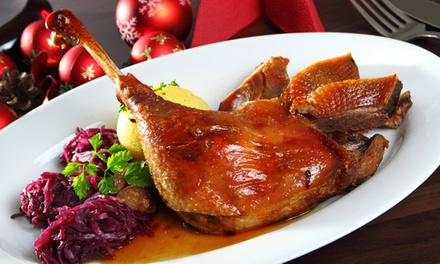 Bayville Winter Wonderland Family Holiday Meal at Shipwreck Tavern (Up to 55% Off). 18 Options Available.