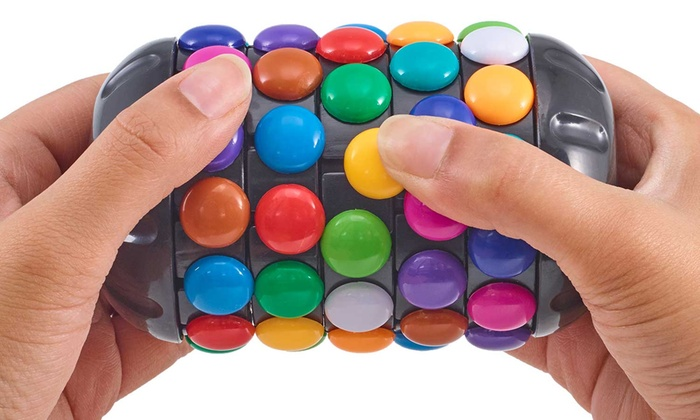 Groupon Goods Global GmbH: One, Two or Three Mind-Bending Rainbow Puzzles