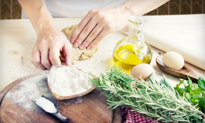 Cook & Go - Chelsea: $19 for a Three-Course-Meal Cooking Class for One at Cook & Go ($39 Value)