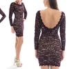 Sentimental NY Scalloped Back Lace Dress
