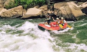 West Virginia Adventures: Whitewater Rafting Trips for One, Two or Eight (58%off)