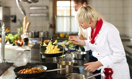 Hands-On Cooking Class from Edible Adventures at Platt College - Moore (40% Off). 2 Options Available.