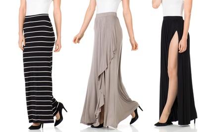 S.H.E. Maxi Skirts