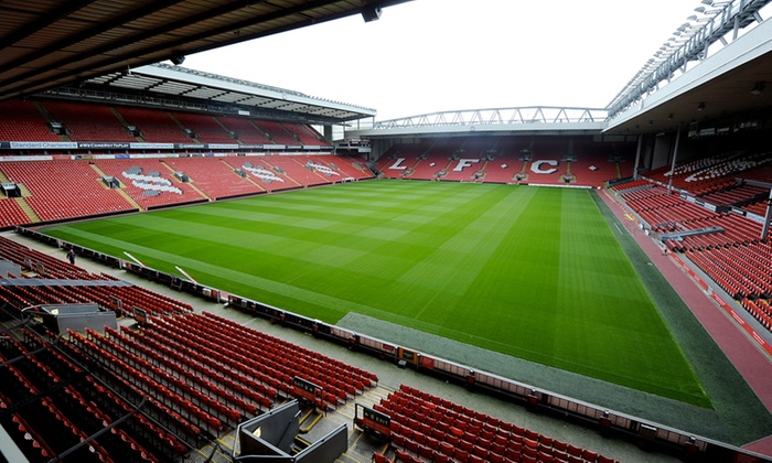 Liverpool Stadium Tour Groupon