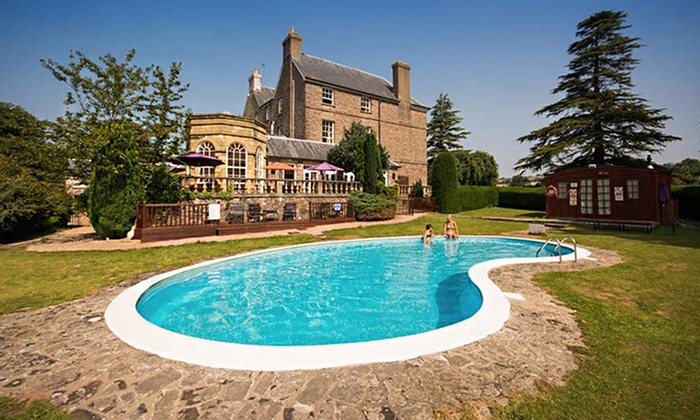 Peterstone Court Restaurant Spa Accommodation Brecon Beacons 1 Night