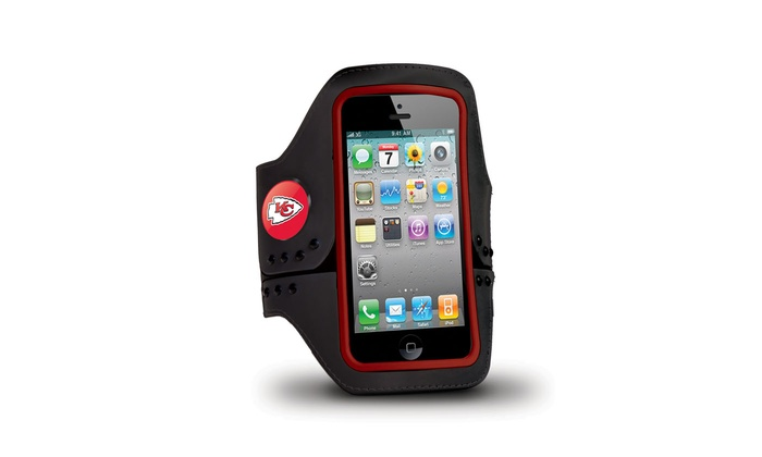 60% Off on NFL Armband for iPhone 5/5S | Groupon Goods