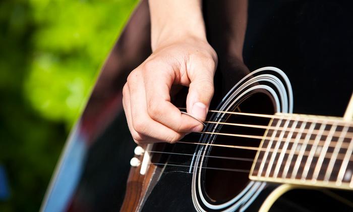 Mom's School of Music - Jeffersonville: $49 for Four Private Music Lessons at Mom's School of Music ($105 Value)