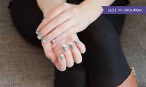 Star Hair and Nails: One or Three Shellac or Gel Manicures with Nail Design at Star Hair and Nails (Up to 50% Off)