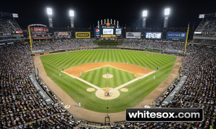 Chicago White Sox - Cellular Field: Chicago White Sox Game with Patio Party at U.S. Cellular Field (Up to 41% Off). Seven Games Available.