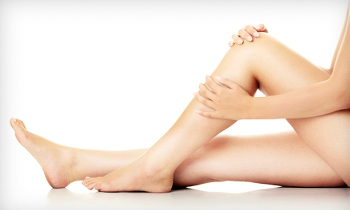 Lecada Medical Artistry - Grey Gables/Bon Air: $89 for a Sclerotherapy Spider-Vein Treatment at Lecada Medical Artistry ($499 Value)