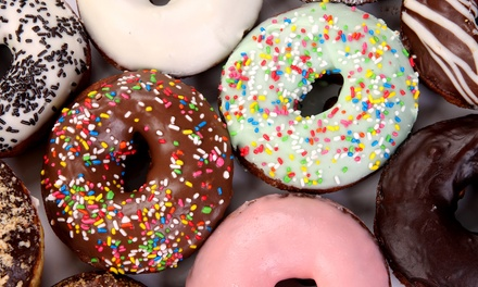 $13.50 for Two Dozen Donuts at Café Donuts ($20 Value)